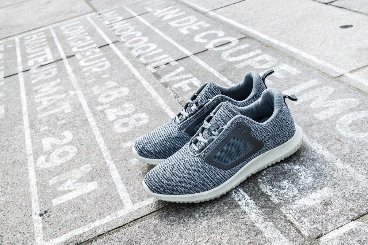 Sneaker Homme - kévin (gris) - BE ONLY